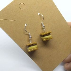 S'mores Earrings